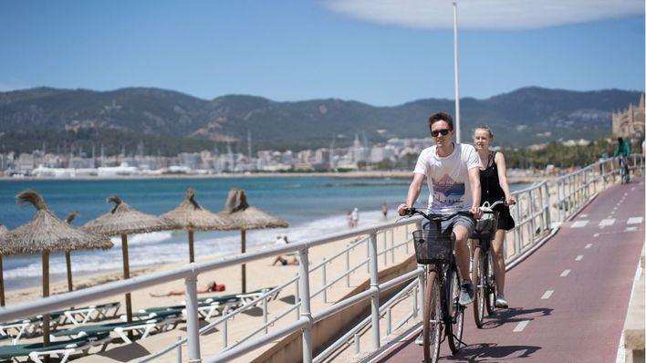 El sol vuelve a brillar en Mallorca