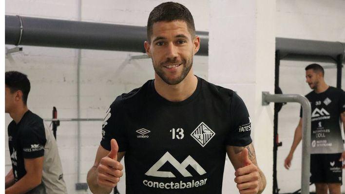 Raúl Campos, el 'as' en la manga del Palma Futsal para el estreno liguero ante el Barça