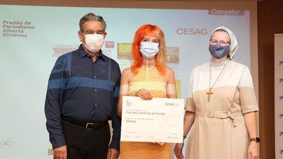 Reportajes sobre la muerte y los sintecho ganan el XII Premio de Periodismo Alberta Giménez