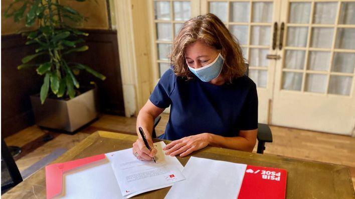Armengol, única candidata para optar a la reelección como secretaria general de los socialistas