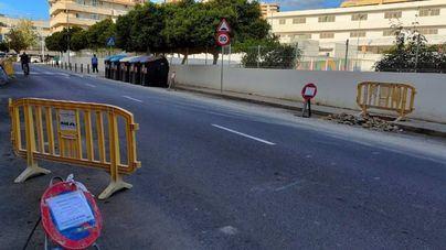 Las obras viarias en Son Dameto arrancan y durarán dos meses