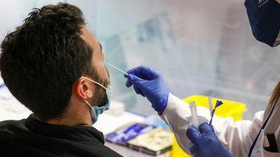 Baleares registra 43 nuevos contagios y ningún fallecido