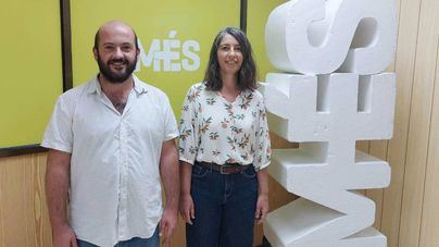 Truyol y Contreras conforman una candidatura conjunta para las primarias de Més per Palma