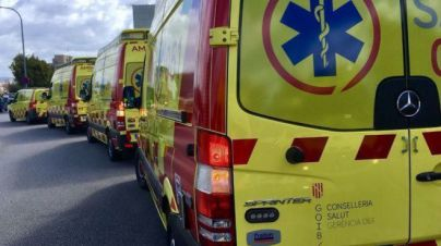 Desconvocada la huelga de ambulancias