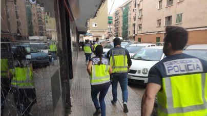La heroína, de vuelta a las calles de Palma desde hace un lustro