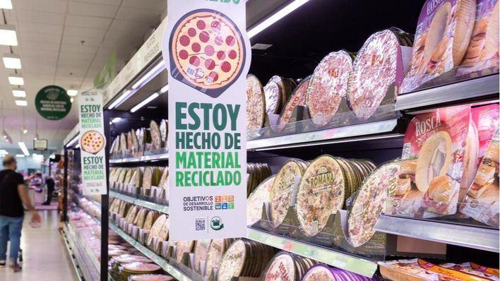 Se cumple un año de la estrategia 6.25 de Mercadona para la reducción del plástico
