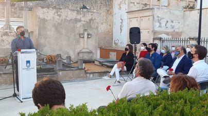 Calvià rinde homenaje a las víctimas del franquismo en el municipio