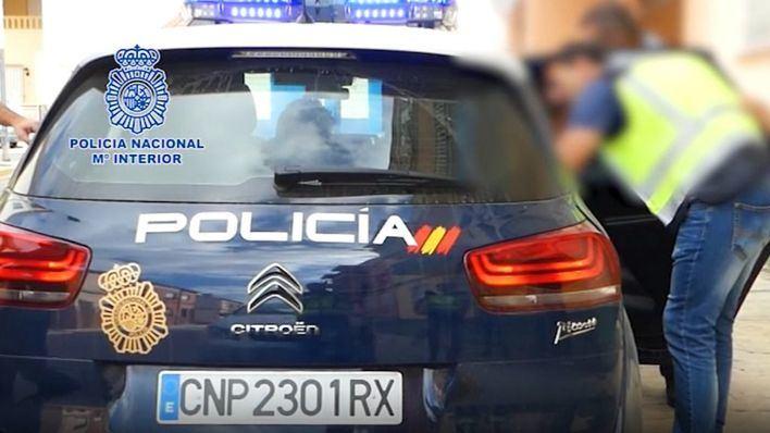Detenido 'in fraganti' un ladrón en el interior de una vivienda en Playa de Palma