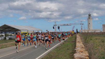 El valenciano Caplliure y la holandesa Njeim se llevan la Mitja Marató de Formentera