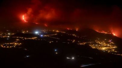 El volcán de La Palma deja ya casi 1.200 edificaciones dañadas y 6.000 evacuados