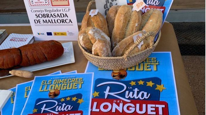 35 panaderías de Palma se suman este año a la 'Ruta del llonguet'