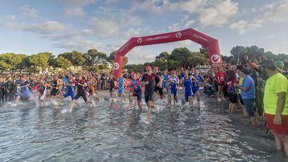Calvià celebra el próximo sábado el triatlón Challenge Peguera-Mallorca