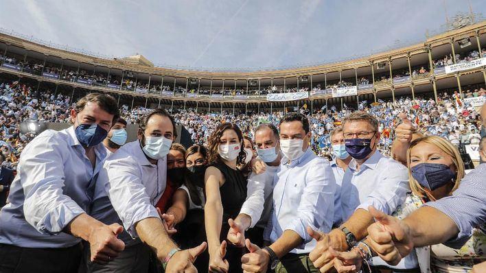 El PP pretende culminar la renovación de líderes autonómicos a principios de 2022