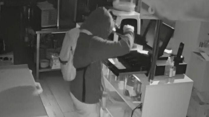 Arrestado un ladrón reincidente por varios robos en locales de Palma
