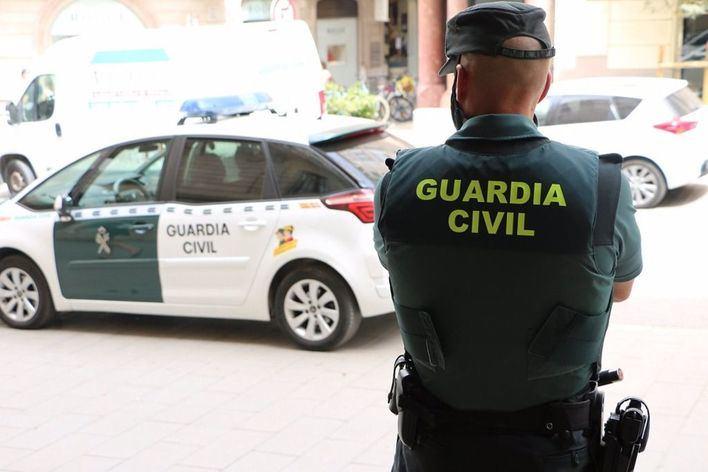 Detenido en Son Gotleu tras atropellar a un Guardia Civil en Magaluf y darse a la fuga