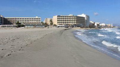 Dos turistas fallecen ahogados en playas de Can Picafort y Alcúdia