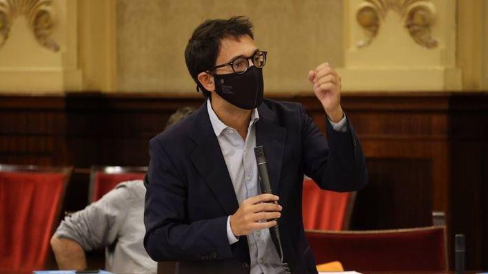 Negueruela acusa al PP de 'alegrarse por destruir' el turismo con sus 'mensajes negativos'