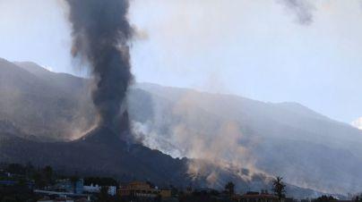 EN DIRECTO | El avance de la colada del volcán obliga a evacuar nuevos municipios en La Palma