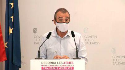 Yllanes quiere que Baleares acoja el Ministerio de Transportes: 'España es más que el Madrid de Ayuso'