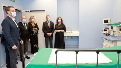 El Hospital de la Cruz Roja inicia una nueva etapa tras su renovación integral