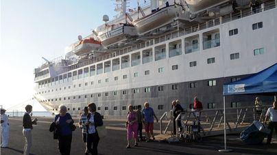 El Ayuntamiento de Palma reitera su intención de reducir la llegada de cruceros