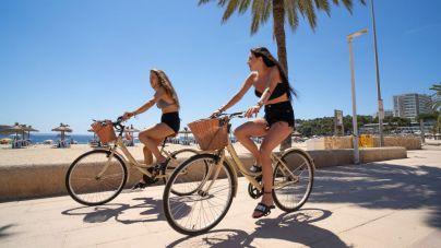 Los turistas españoles superan por primera vez a los alemanes en Palma