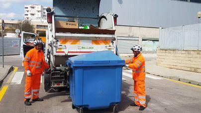 UGT desconvoca la huelga de basuras, pero CCOO la mantiene