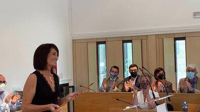 Relevo en el Consell de Formentera: la socialista Ana Juan asume la presidencia