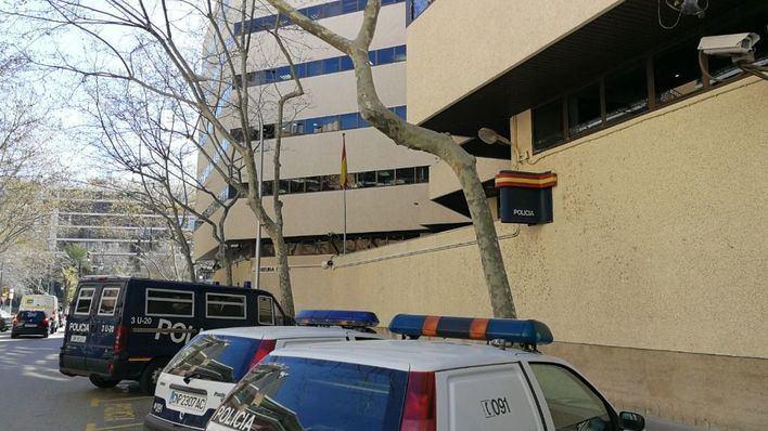Arrestan a un hombre por exhibirse frente a personas con discapacidad psíquica en Palma