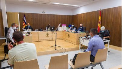Cárcel para los dos principales acusados por el robo al grupo de Empresas Matutes