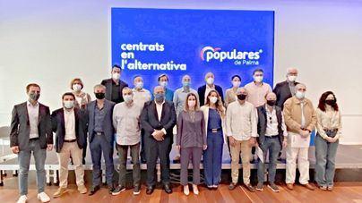 Prohens urge al cambio:'Palma se está convirtiendo en un laboratorio de las políticas más radicales'
