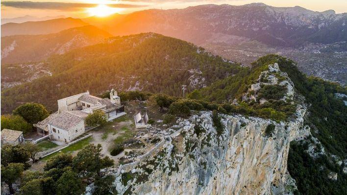 El Consell de Mallorca espera lograr este año la titularidad del Castell d'Alaró
