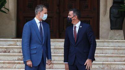 Pedro Sánchez, a favor de retirar la inviolabilidad del Rey de la Constitución