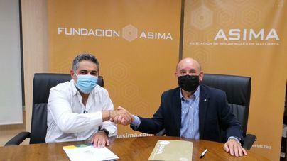 La Fundación Asima y Emaya renuevan su convenio de colaboración para el acceso a la escoleta