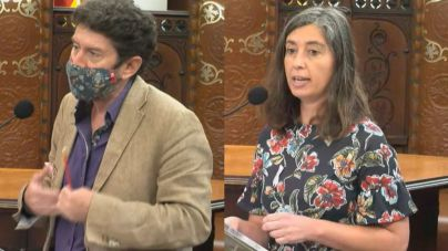 Més y Podem, que gobiernan, alertan de la situación de vivienda en Palma