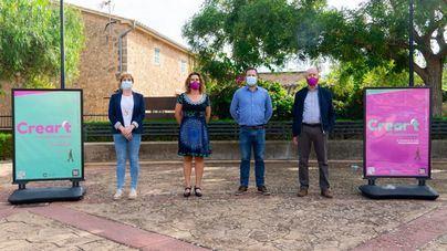 Marratxí celebra este sábado Crear't, la muestra de arte joven del municipio