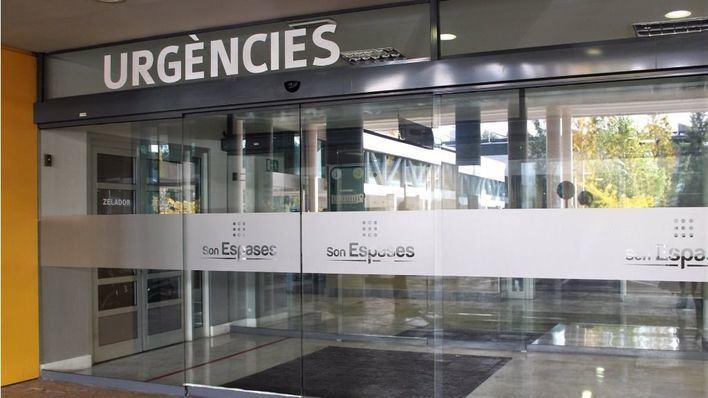 Son Espases deriva pacientes al General tras detectar un incremento de la presión en Urgencias