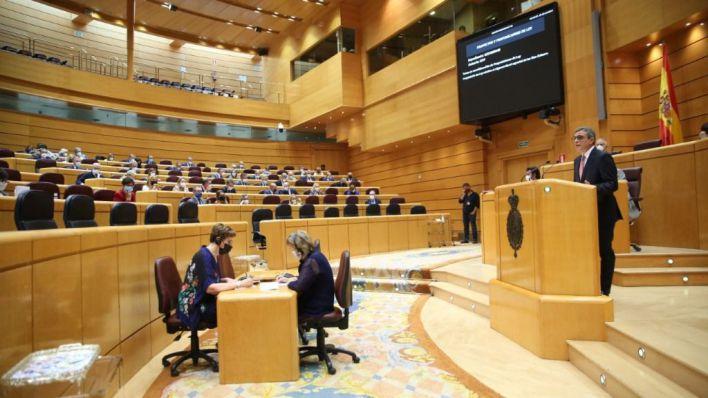 El Senado aprueba que Baleares tenga régimen especial a propuesta del PP, con apoyo de Més y oposición del PSOE