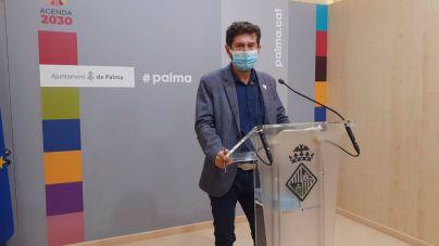 Jarabo, acerca del 'Palma camina': 'Se avanza hacia una ciudad más amable'