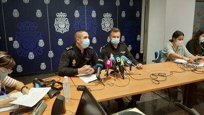 Desarticulado un grupo criminal que traía migrantes a Palma para cometer robos con gran violencia