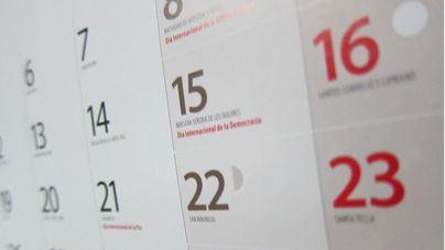 El 2022 tendrá 12 días festivos, ocho de ellos comunes en toda España