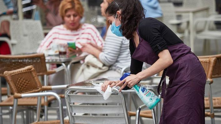 Baleares, entre las cinco únicas comunidades con restricciones de aforo por la Covid