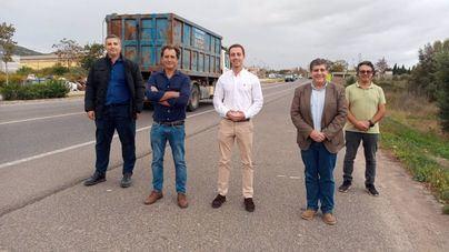 El PP urge al Consell a mejorar la carretera entre Manacor y Felanitx