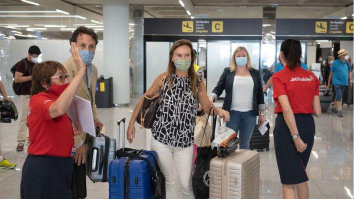 Las aerolíneas prevén recuperar este invierno el tráfico de antes de la pandemia