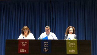 El PP de Algaida critica a PSIB y Més por