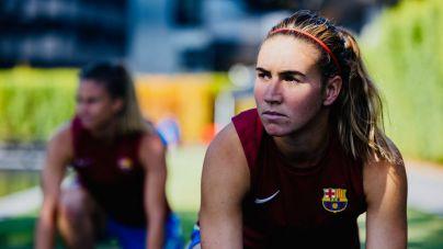 Mariona Caldentey causa baja en la selección española femenina