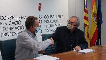 Fornalutx, Estellencs y Sant Joan se adhieren a los convenios sobre plazas docentes de cero a tres años