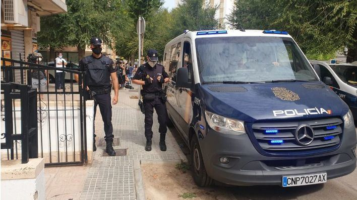 Arrestan a tres hombres y a tres mujeres en dos violentas peleas en Palma