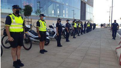 El Govern abre un bolsín de policías locales interinos