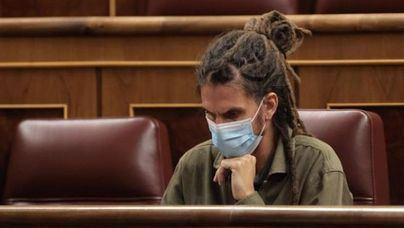 Garzón dice que la querella contra Batet es de Alberto Rodríguez 'a título personal'